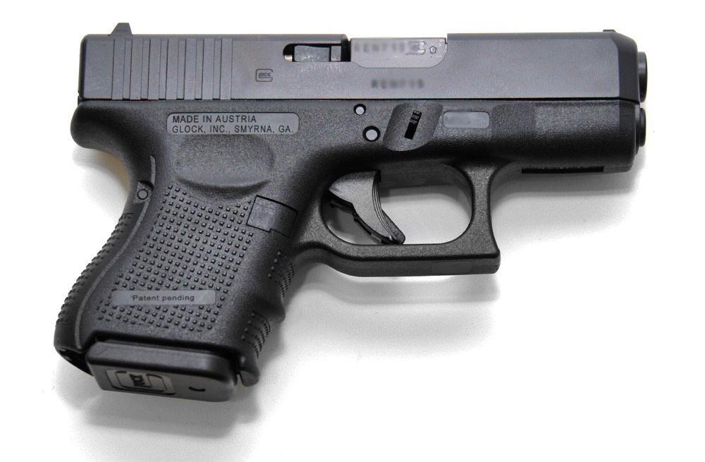 Glock - Rental Guns | Glock 19 Gen 4 + Glock 23 Gen 4 ...