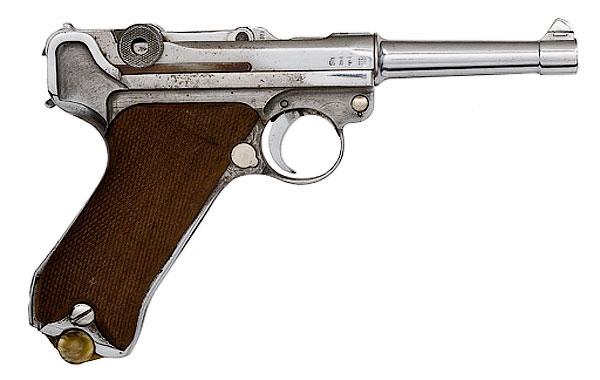 Historical + Antique Gun Rentals | Walther + Luger + Carbine Firearms
