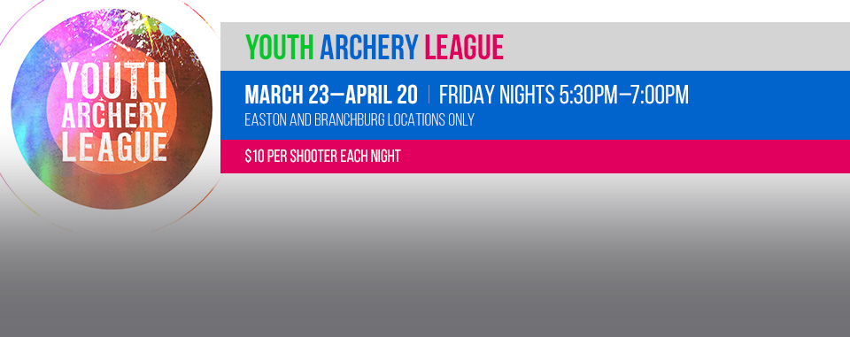 Join Us at Our Indoor Archery Ranges!