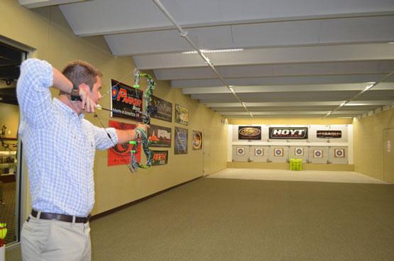 Archery Ranges Rules Indoor Outdoor Test Archery Range Archery Range Policies